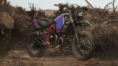 Custom Ducati Scrambler Desert Sled