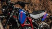 Custom Ducati Scrambler Desert Sled Front 3 Quarte