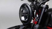Custom Ducati Scrambler Desert Sled Headlight
