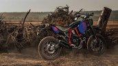 Custom Ducati Scrambler Desert Sled Rear Right