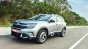 Citroen C5 Aircross Front Quarter Left