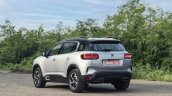 Citroen C5 Aircross Rear Quarter