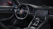 Porsche Panamera Facelift Interior Dashboard