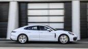 Porsche Panamera Facelift Side Profile