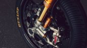 Royal Enfield Continental Gt 650 Goblin Works Fron