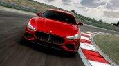 2021 Maserati Ghibli Trofeo Front
