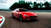 2021 Maserati Ghibli Trofeo Front Quarter