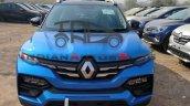 Renault Kiger Blue Front