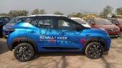 Renault Kiger Blue Side Profile
