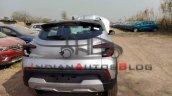 Renault Kiger Spied Rear