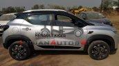 Renault Kiger Spied Side Profile