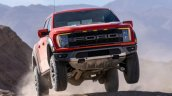 Ford F 150 Raptor Front Jump