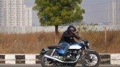 Honda Hness Cb 350 Action