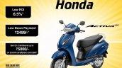 Honda Activa 6g Offers Feb 2021