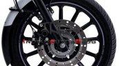 2021 Jawa 42 Alloy Wheel