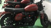2021 Jawa 42 Red Right
