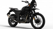 2021 Royal Enfield Himalayan Granite Black Front R