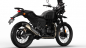 2021 Royal Enfield Himalayan Granite Black Rear Ri