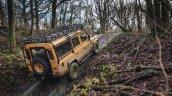 Land Rover Defender Works V8 Trophy Off Roading