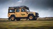 Land Rover Defender Works V8 Trophy Side Profile
