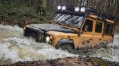Land Rover Defender Works V8 Trophy Water Wading