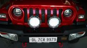 Modified Mahindra Thar Grille