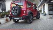 Modified Mahindra Thar Rear 2