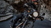 2021 Royal Enfield Himalayan Lean Left