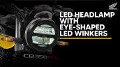Honda Cb350rs Headlight