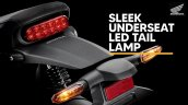 Honda Cb350rs Tail Lamp