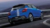 Suzuki Swift Sport Hybrid World Champion Edition R