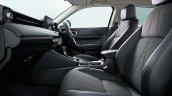 2021 Honda Hr V Front Seats