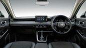 2021 Honda Hr V Interior Dashboard