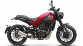 Bs6 Benelli Leoncino 500 Red Right