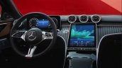2021 Mercedes Benz C Class Interiors