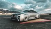 One Off Rolls Royce Wraith Front Quarter