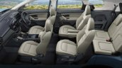 Tata Safari Adventure Persona Seats
