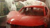 2021 Hyundai Tucson Us Manufacturing Paint Shop 2