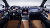2021 Mercedes Benz C Class Interior Dashboard