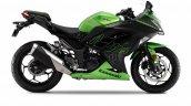 Bs6 Kawasaki Ninja 300 Green
