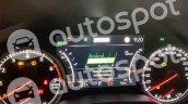 Next Gen Toyota Land Cruiser Instrument Console