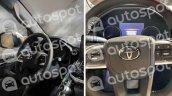 Next Gen Toyota Land Cruiser Steerig Wheel