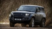 Land Rover Defender V8 Front Quarter