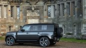 Land Rover Defender V8 Side Profile