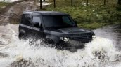 Land Rover Defender V8 Water Wading