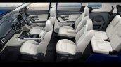 Tata Safari Seats