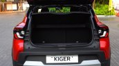 Renault Kiger Bootspace