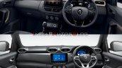 Renault Kiger Nissan Magnite Interior