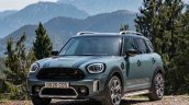 2021 Mini Countryman Front Three Quarters Action P