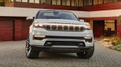 2021 Jeep Grand Wagoneer Concept Front